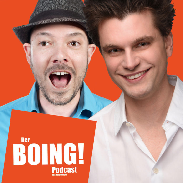 Lutz van der Horst (BOING! Podcast Folge 6)