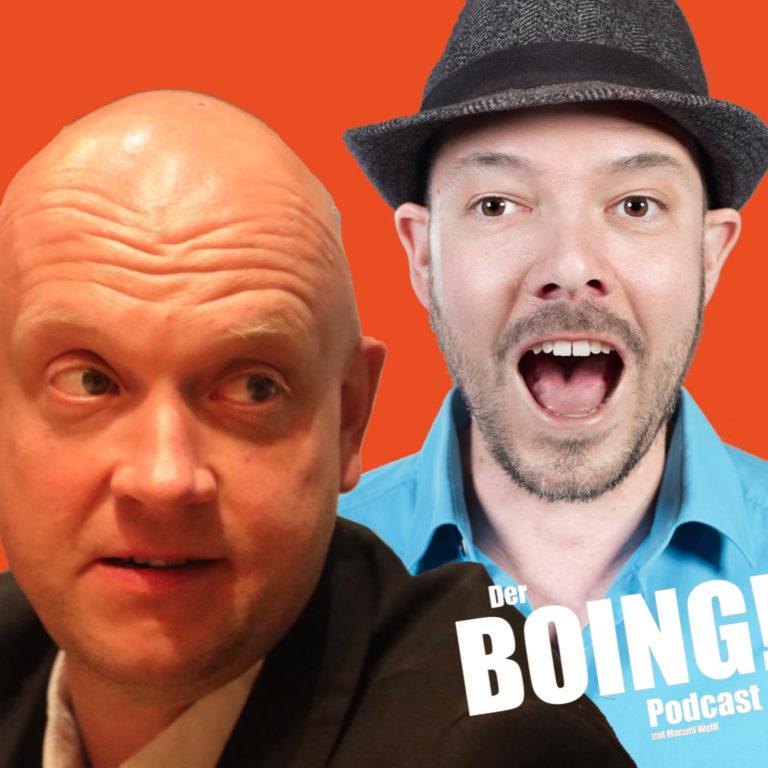 Gerd Buurmann / Der BOING! Podcast – Folge 8