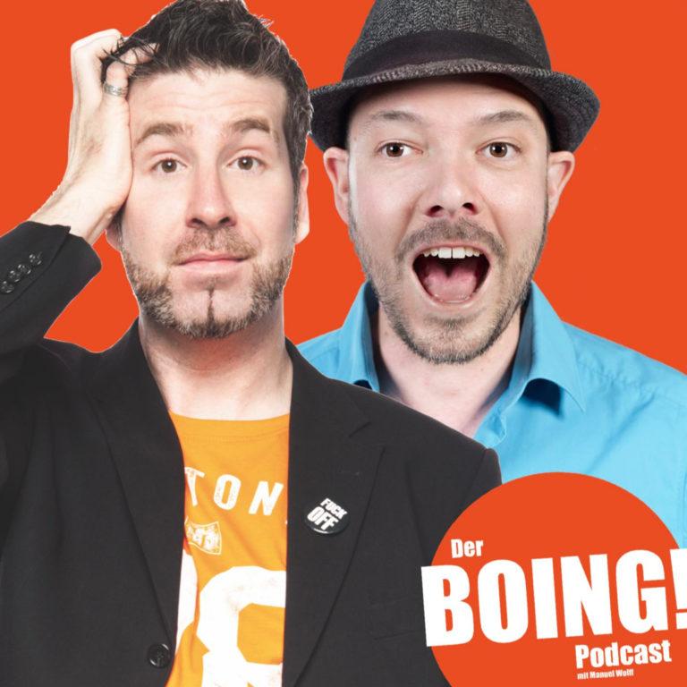 Torsten Schlosser / Der BOING! Podcast – Folge 9