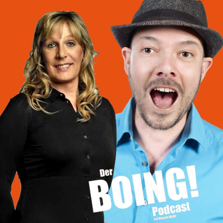 Monika Sieberichs / Der BOING! Podcast – Folge 10
