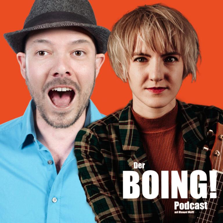Shari Litt / Der BOING! Podcast – Folge 14