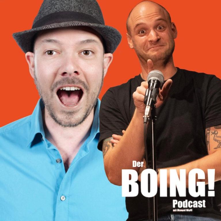 Mathias Haze / Der BOING! Podcast – Folge 16