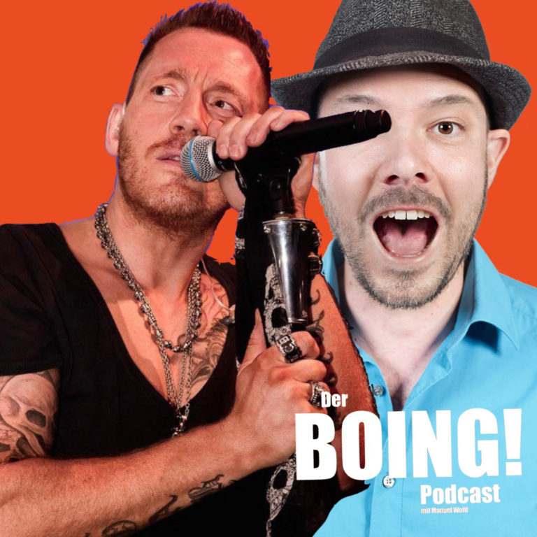 The Shark / Der BOING! Podcast – Folge 17