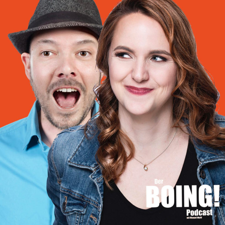 Maren Fleschenberg / Der BOING! Podcast – Folge 22