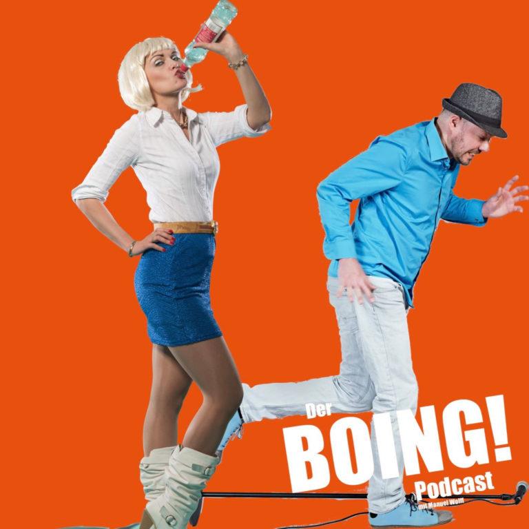 Liza Kos / Der BOING! Podcast – Folge 7