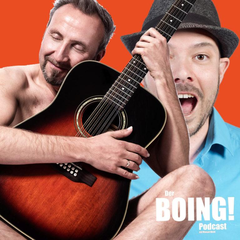 Helmut Sanftenschneider / Der BOING! Podcast – Folge 23