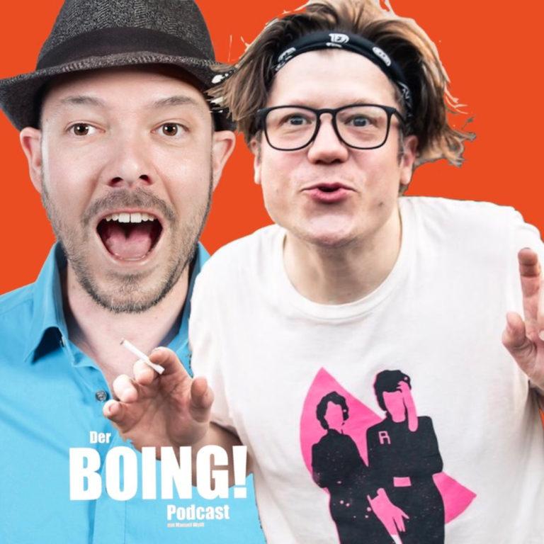 Thomas Schmidt / Der BOING! Podcast – Folge 24