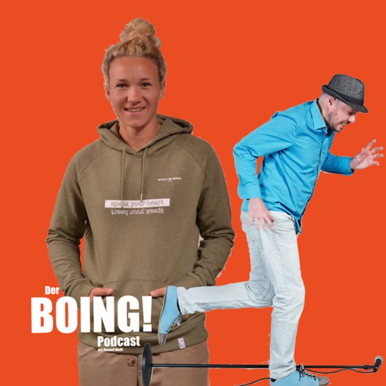 Josephine Henning / Der BOING! Podcast – Folge 25