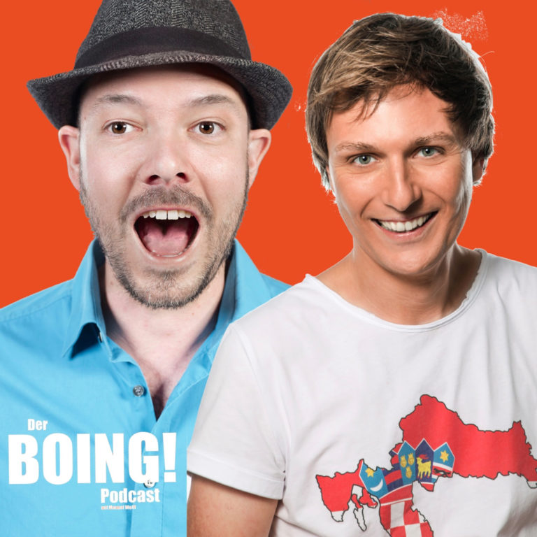 Boris Stijelja / Der BOING! Podcast – Folge 26