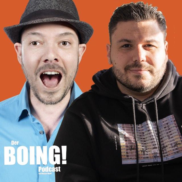 Folge 31: sertac Mutlu - der BOING! Podcast - comedians mal ehrlich
