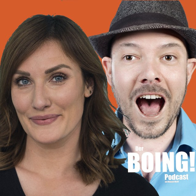 Lena liebkind im BOING! Podcast