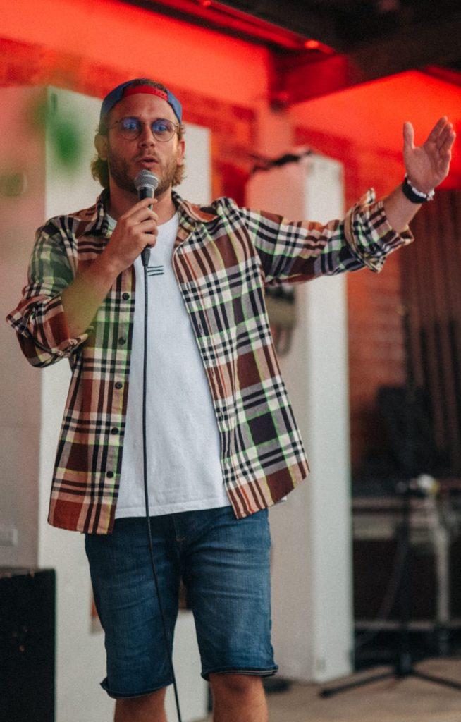 Falk Schug Comedian