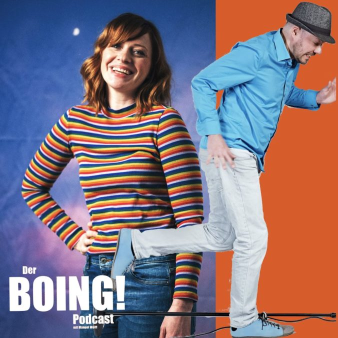 boing podcast christin jugsch