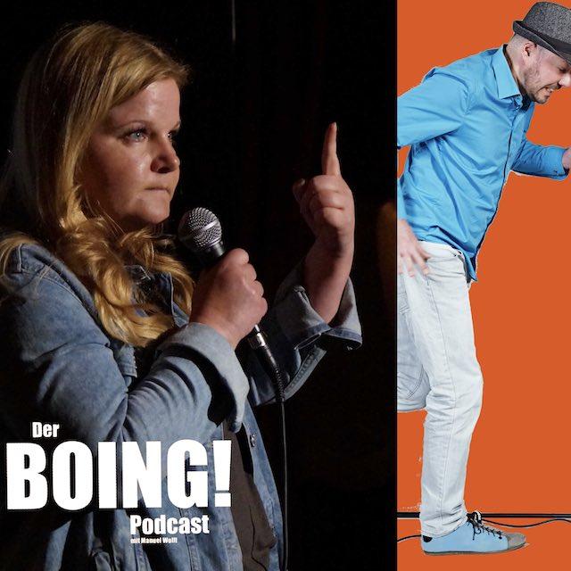 sandra petrat boing comedy podcast folge 47 titelbild klein